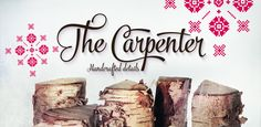 Last Chance! 50% off The Carpenter ends soon ☞ https://www.hypefortype.com/sale-items/the-carpenter.html