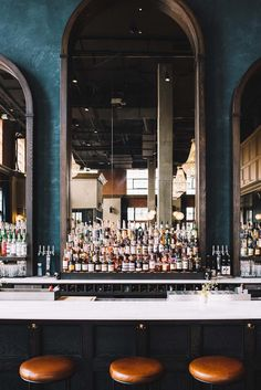 A Long Weekend at Denver's Hottest New Hotel & Bar – Famous Last Words Ace Hotel, Hotel Safe, Café Design, Design Homes, Design Room, House Design, Elite Hotels, Book A Hotel Room, Cool Restaurant