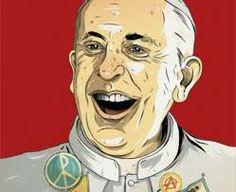 papa francisco caricaturas simpaticas - Buscar con Google