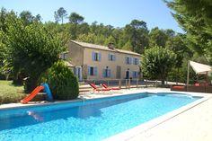 Vakantiehuis Villa - LORGUES***** in Lorgues -, Var boekt u bij Vakantiehuizen-Frankrijk.nl (VHF-1280735)