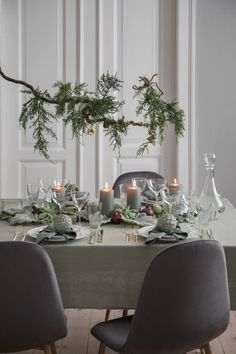 Finally ready for some festive prep this wet and windy November? Check out the Søstrene Grene Christmas drop, which lands in shops next week. Thanksgiving Table Settings, Christmas Table Settings, Christmas Table Decorations, Holiday Tables, Decoration Table, Holiday Decor, Bohemian Christmas, Scandi Christmas, Christmas Love