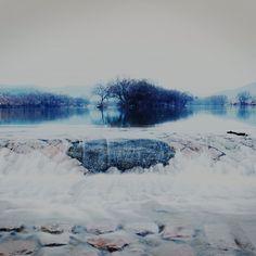 Asahi River II, photography by Fusyou Zen
