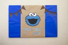 Anders Ruff Custom Designs, LLC: A First Birthday Party Cookie Monster Style