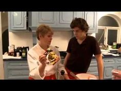 Day 4-Favorite One Direction Video  Why are this questions so difficult? GET OUT OF MY KITCHEN! This is my go to video when I need a laugh!