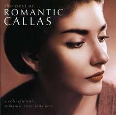 Maria Callas - Romantic Callas