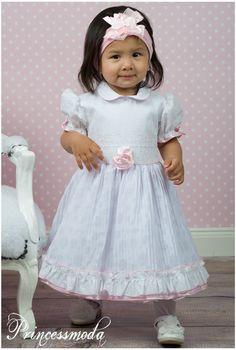 Süßes Festkleid inkl. Bolerojacke! (Maggie) - Princessmoda - Alles für Taufe Kommunion und festliche Anlässe