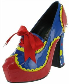 Funtasma by Pleaser - Circus Shoes