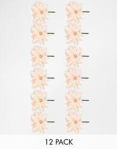 ASOS | ASOS Metal Fabric Hair Crown with Ribbon Tie at ASOS
