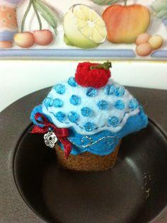 maloca - artesanato: Cupcake