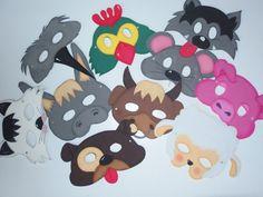 Caretas de goma eva Olympus Digital Camera, Bible Lessons, Sunday School, Minnie Mouse, Diy, Disney Characters, Masks, Ideas, Costumes