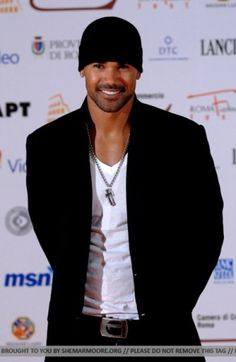 Shemar Moore...good lord ;)