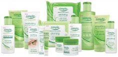 Get A Free Sample of Simple Skin Care!