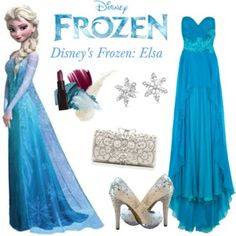 Disney's Frozen: Elsa