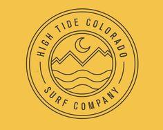 Creative Logo, Design, Inspiration, Graphic, and Branding image ideas & inspiration on Designspiration Web Design, Icon Design, Logo Branding, Branding Design, Brand Identity, Surf Logo, Typographie Logo, Logo Simple, Circular Logo