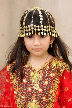 Faces of Saudi Arabia - Gold by Ali Thamer, via Flickr