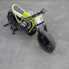 Moto Guzzi V9 Flat Track / Cafe by Untitled Motorcycles #motorcycles #tflattrack #motos | caferacerpasion.com