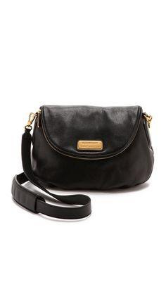 fe4033db509a Marc by Marc Jacobs New Q Natasha Bag Black Leather Handbags