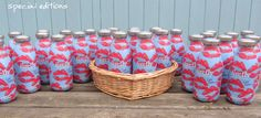 Firefly Tonics: Natural energy drinks - Wake up, Detox, Sharpen Up, Recharge and Britannia.