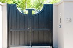 Wooden gate design | muse
