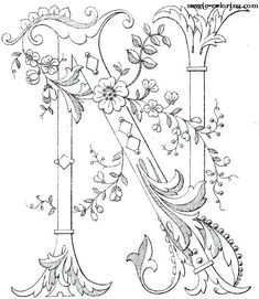 JAPANESE EMBROIDERY DESIGNS Great link for free alphabet embroidery patterns. Perfect for napkins, place mats, runners, etc. Embroidery Designs, Embroidery Transfers, Hand Embroidery Patterns, Machine Embroidery, Embroidery Kits, Embroidery Letters, Crewel Embroidery, Vintage Embroidery, Ribbon Embroidery