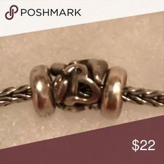 "Letter ""B"" troll bead Great condition Jewelry Bracelets"