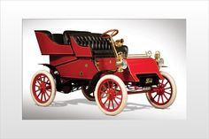 1903 Ford Model A Rear Entry Tonneau
