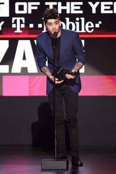 I am so proud of Zayn.