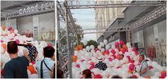 La Nuit du VAN, Le Voyage à Nantes, Nantes, vitrine, concert, bullelodie http://www.bullelodie.com/2015/07/nuit-du-van-2015-jy-etais.html
