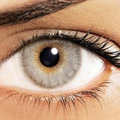 Eyes of Solotica Natural Cristal Coloured Contact Lenses