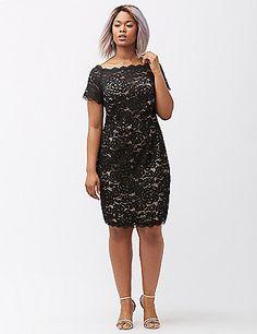 LB Lace dress