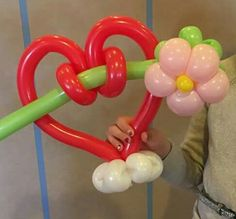 Pin Decor - Just another WordPress site Balloon Flowers, Balloon Bouquet, Balloon Arch, Twisting Balloons, Balloon Toys, Balloon Animals, Balloons Galore, Valentines Balloons, Balloon Pictures