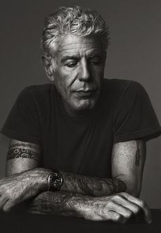 """""""When I die, I will decidedly not be regretting missed opportunities for a good time. My regrets will be more along the lines of a sad list of people hurt, people let down, assets wasted, and advantages squandered.P Anthony Bourdain 1956 : 2018 Happy Birthday Anthony, Celebrity Deaths, People Of Interest, Breath In Breath Out, The Hollywood Reporter, International Artist, The Man, First Love, At Least"""