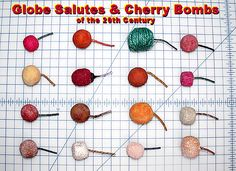 Global Salutes and Cherry Bombs of the 20th Century