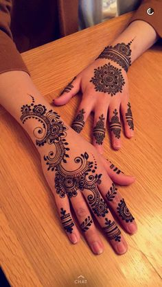 Henna/Mehandi