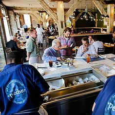 Peche Seafood Grill Restaurant New Orleans Louisiana - Best Southern Restaurants- Southern Living