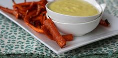 Carrot Fries with Garlic Aioli, #Carrot, #Fries, #Garlic