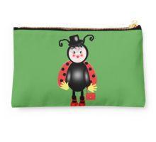ladybug, cute, kid, ladybird, baby, christmas, birthday / Studio Pouch