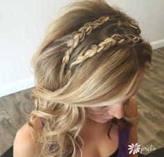 Braids & Curls by Cami #utahsblowdrybar