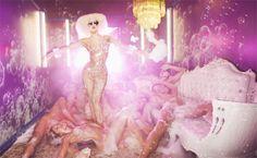 Lachapelles Bild på Lady Gaga är obeskrivligt bra!!