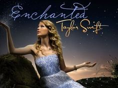 Originally, Taylor wanted to call her 3rd album Enchanted, but her producer decided that the songs in the album were too mature for that name.