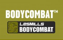 ABOUT BODYCOMBAT™...all the info on their website from latest release to the movements used in class (oh and their awesome music!)