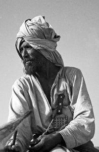 036 Arabie saoudite Bédouin du Hedjaz 1971 (250 visites, score 3.40)