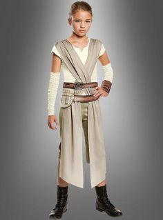 Rey Star Wars Kinderkostüm