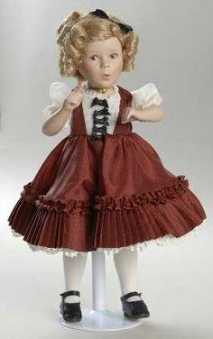 Danbury Mint Shirley Temple Dolls Z