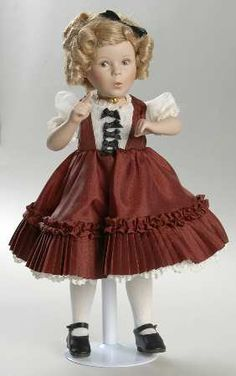 Danbury Mint Shirley Temple Dolls