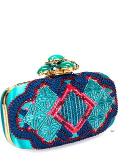 Can someone please gift this to me? Beautiful Handbags, Beautiful Bags, Clutch Purse, Coin Purse, Glamour, Small Bags, My Bags, Handbag Accessories, Evening Bags