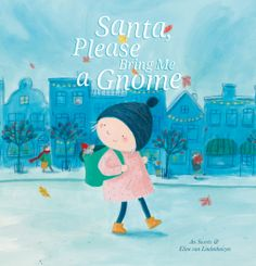 One of the first newly published Christmas books this year that caught my eye on netgalley back in August and I have to admit that it instantly captured my heart. Let me tell you: Santa, Please Bri…
