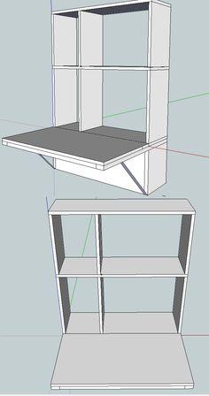 Computer Desk Chair #diy | Room Ideas | Pinterest | Desks, Craft And  Bedrooms