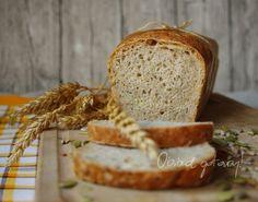 Obiad gotowy!: Chleb wieloziarnisty na zakwasie
