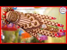 How To Apply Simple Arabic Mehndi Designs For Back Hands Indian Henna Designs, Simple Arabic Mehndi Designs, Latest Bridal Mehndi Designs, Full Hand Mehndi Designs, Henna Art Designs, Modern Mehndi Designs, Mehndi Design Pictures, Mehndi Designs For Girls, Wedding Mehndi Designs